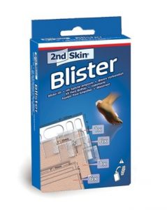 60102 - 2nd Skin Blister Kit 2-1