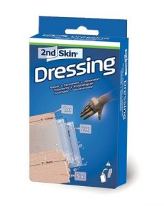 60103 - 2nd Skin Dressing Kit 2-1